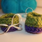 Multi-Color baby Booties