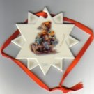 "Hummel Christmas Tree Ornament ""Christmas Delivery"""