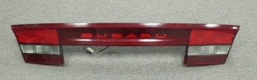 2000-2004 Subaru Legacy GT Sedan Center Tail / Brake Light brakelight taillight