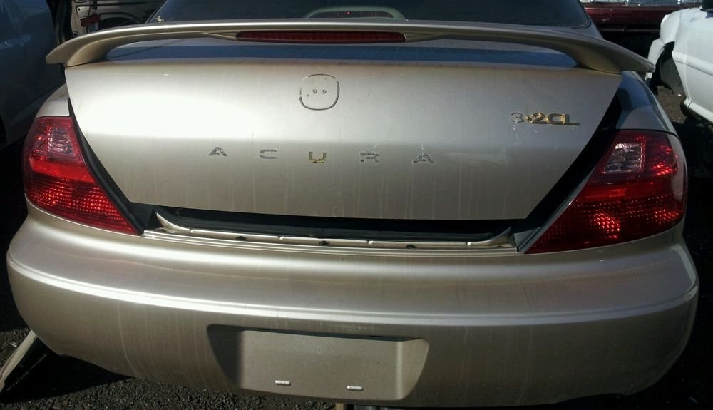 Acura 3.2TL Spoiler, Trunk Wing plus Wiring Harness, LED, 3.2 TL-S