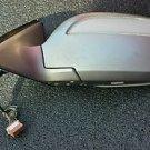 02-06 INFINITI Q45 DRIVER LEFT LH L DOOR MIRROR w SIGNAL SILVER OEM 03