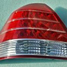 05-07 MERCURY MONTEGO TAIL LIGHT BRAKE LAMP ASSEMBLY LED DRIVER LEFT SIDE OEM