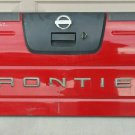 00-04 NISSAN FRONTIER TAILGATE RED
