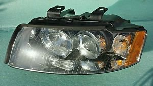 03 04 05 Audi A4 quattro LEFT LH DRIVERS XENON HID HEADLIGHT 8E0 941 029 K