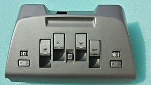 03 04 05 06 Navigator Master Power Window Switch OEM