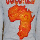Colored/Africa Hoodie