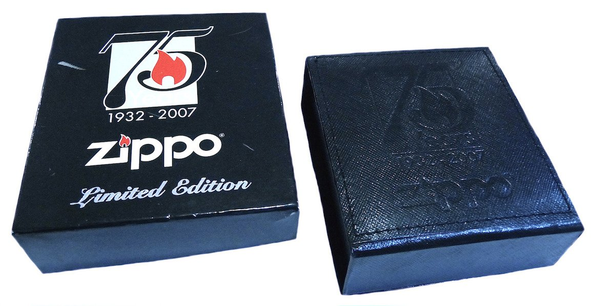 Dating Zippo Lighter Boxes - swilym