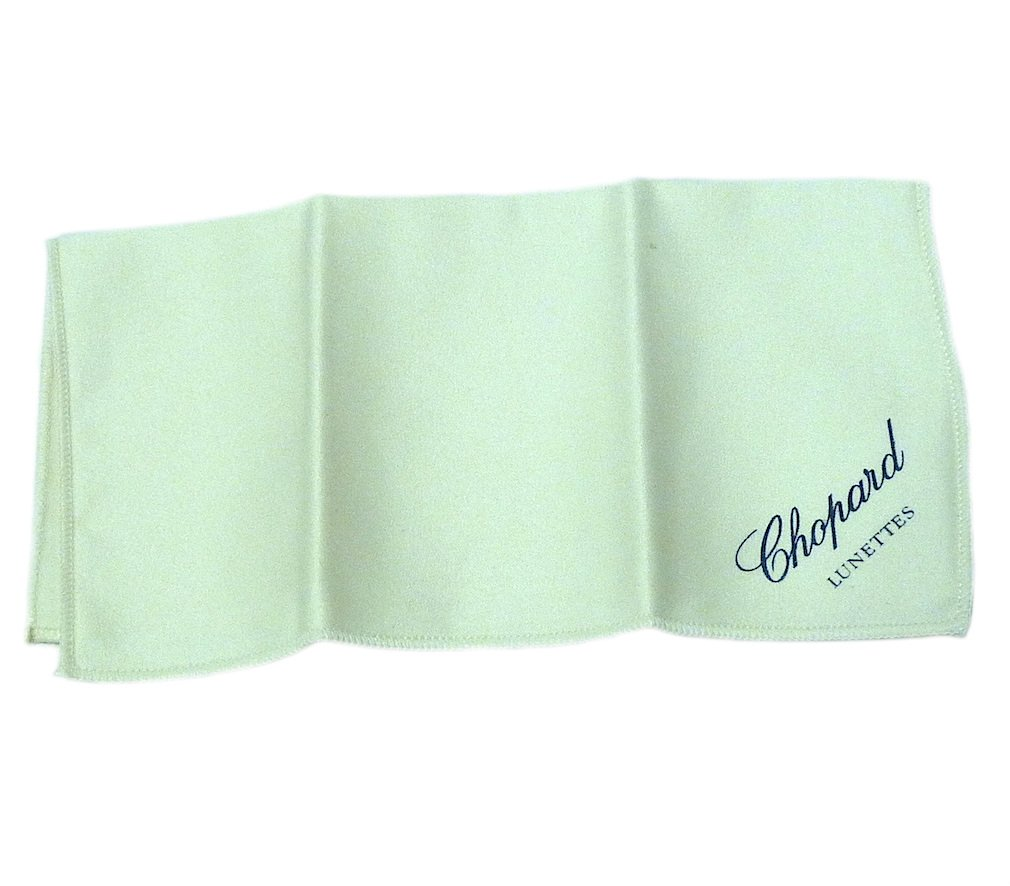 CHOPARD LUNETTES EYEGLASSES MICROFIBER SOFT CLEANING CLOTH