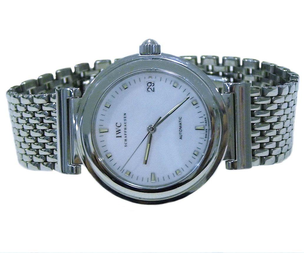 IWC Da Vinci SL Automatic Bracelet Mens Watch  3528-002