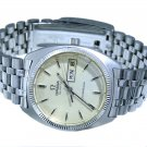 VINTAGE OMEGA CONSTELLATION DAY DATE QUARTZ 1345 STAINLESS STEEL MENS WATCH