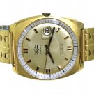 Vintage Vulcain Automatic Incabloc Date Mens Watch Swiss Collectible