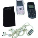NOKIA 7360 NOKIA 1280 SET OF TWO MOBILE PHONES UNLOCKED PRE-OWNED