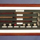 HISTORY OF GOLF  SHADOWBOX
