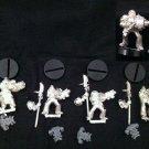 Grey Knight Squad w/ Psycannon (5 models)