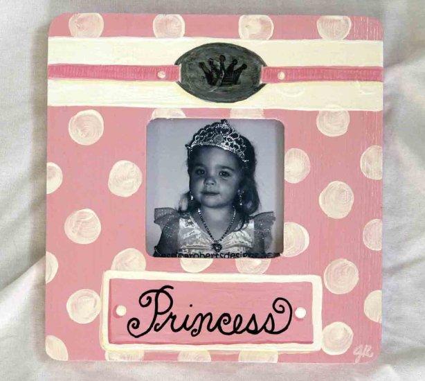 """""""princess"""" frame"""