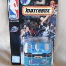 1996 Matchbox NBA Collection Utah Jazz Dodge Viper