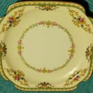 "Vintage Morimura/Noritake Square Salad Plates, 7-3/4"" Wide"