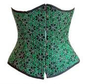 Green Ivy Corset