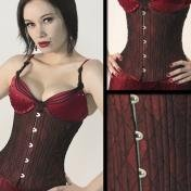 Sale! Ancient Red Diamond Corset