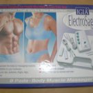 Igia Electrosage 8 Body Muscle Massager Relaxer Unit - Pulse- Open Box - No Pads