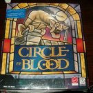 *SEALED* Circle of Blood for Mac - Game Macintosh Big Box Virgin CD NIB Classic