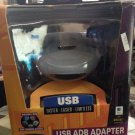 Belkin USB to ADB Adapter F5U118-UNV Universal Mac iMac PowerMac G3 G4 G5 iBook