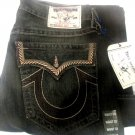 NWT True Religion Boot Cut Mens Jeans 33 USA