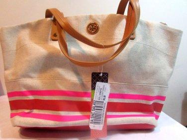 Tory Burch Theresa EW East West Tote Hobo Satchel Shoulder Handbag Multi Bag NWT