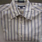 FACONNABLE Men's Button Up Dress Casual Shirt 14.5 R MINT