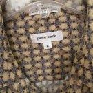 PIERRE CARDIN -XL-mens shirt-100% rayon Very Nice