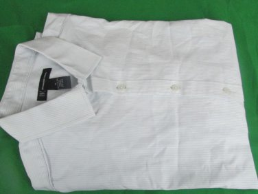 NWT INC INTERNATIONAL  CONCEPTS CLASSIC FIT Men's dress  MEDIUM(M)