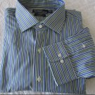 NEW! RALPH LAUREN Classic Fit 17 1/2 36/37 Dress to Casual Shirt in XXL NWOT