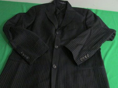 HUGO BOSS BLACK 100% SCHURWOLLE VIRIGIN WOOL SPORT COAT BLAZER JACKET MENS 38R