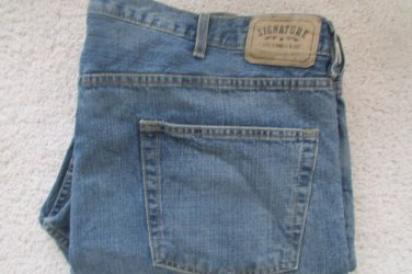 LEVI'S SIGNATURE Mens Jeans 44 x 32