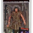 "Neca Rambo First Blood Series 2 Survival Version 7""inch Action Figure"
