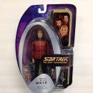 "Star Trek The Next Generation Admiral William RIKER 7"" Action Figure *Art Asylum"