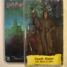 "HARRY POTTER DEATH EATER Goblet of Fire 7"" figure NECA REEL TOYS SERIES 1 hood"