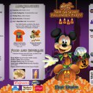 Mickey's not so scary Party 2013 Map
