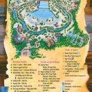 95 Disney typhoon lagoon map