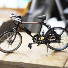 2 new handmade Miniature Mountain Bike Bicycle, Rare sport bike look great, Size : 28 x11 x19 cm