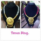 2 Set GERGORIOUS NECKLACE - Tenun Ring