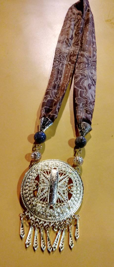 Gergorious Jewelery Necklace - Look ethnic and gergorius