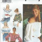 Simplicity Pattern 9582-UNCUT-SizeAA(XS-S-M)Misses' Tops