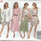 Butterick Pattern 6164- UNCUT- Size 6-8-10 - Misses'/Misses' Petite Jacket, Top, Skirt &Shorts