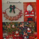"1990 - BUTTERICK ""Design by Wendy Everett"" Pattern 5016 - UNCUT - Santa Christmas"