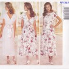 Butterick Pattern 4435 - UNCUT - Size 12-14-16 - Donna Ricco New York Designer -  Misses' Dress