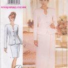 "BUTTERICK Pattern 4444 ""Rimini"" - UNCUT- Size 18,20,22-Misses'/Misses' Petite Jacket & Skirt"