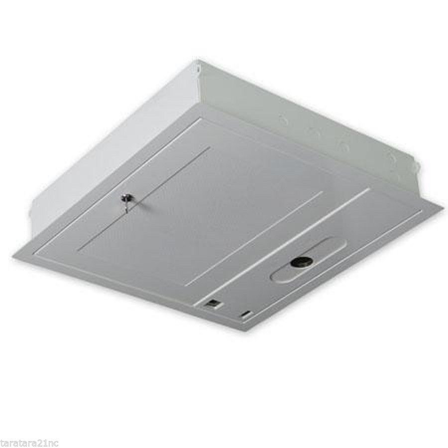Premier Mounts GB-AVSTOR5 Ceiling Storage Gearbox with Pipe Coupler