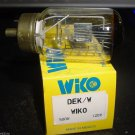 WIKO DEK / DFW AV Photo Projector Bulb 120V - 500 watt New in Box