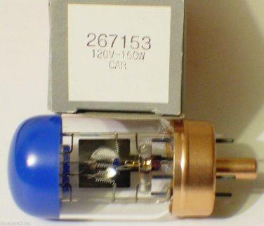 GE CAR BEH DFF 150 Watt 120 Volt AV Photo Projector Bulb